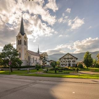 Pfarrkirche Maria Opferung