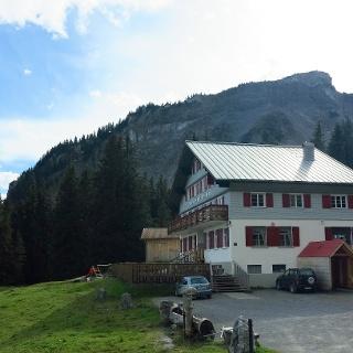 Alpengasthaus Edelweiss.