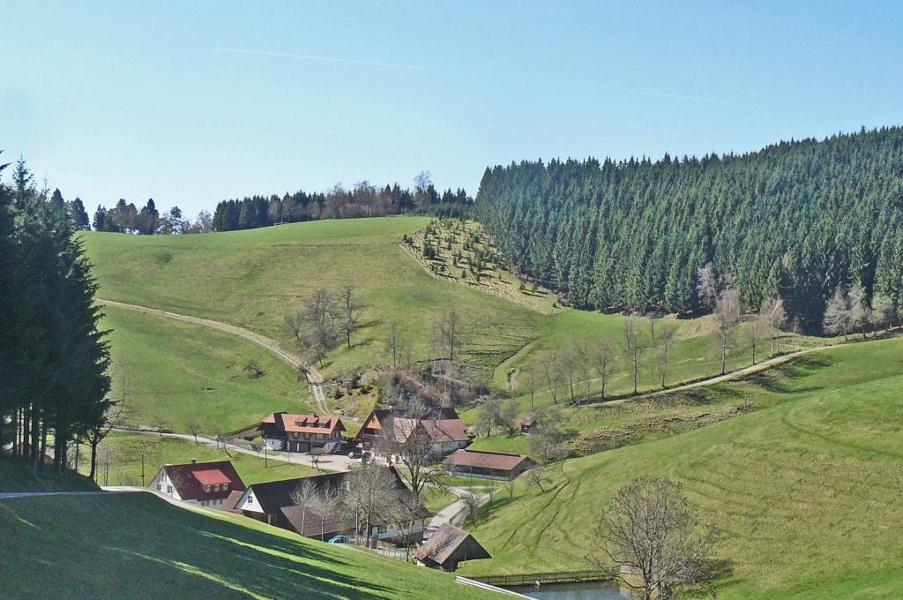 Oberwolfach - Panoramarundweg Schwarzenbruch