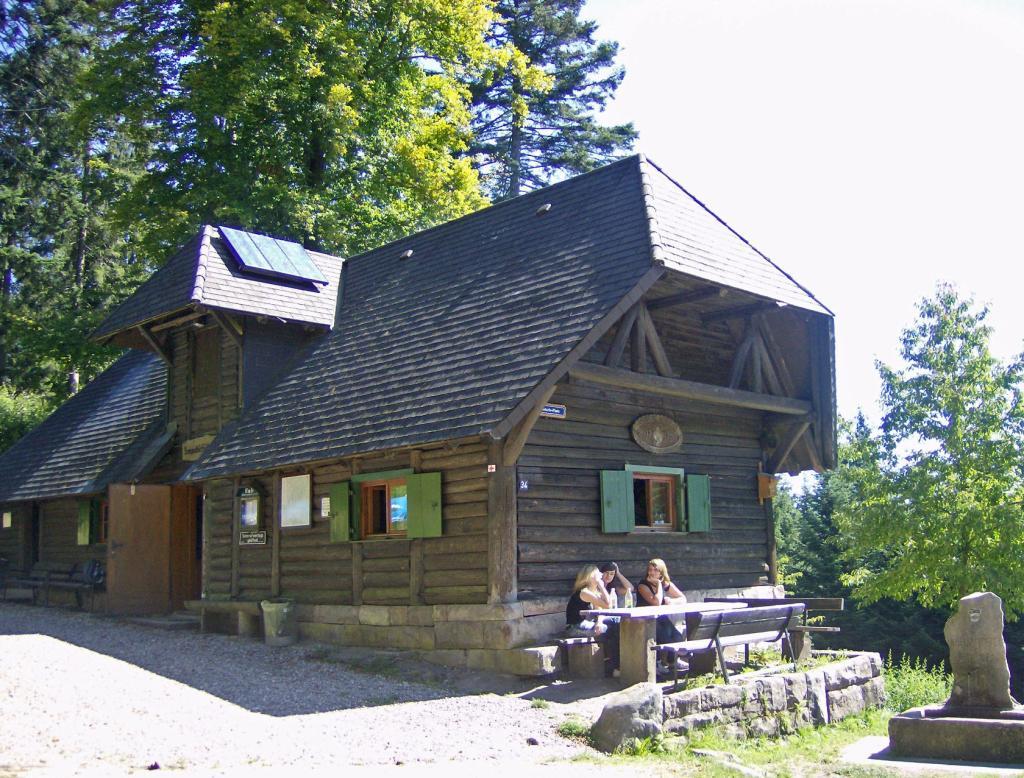 Kreuzsattelhütte in Oberwolfach