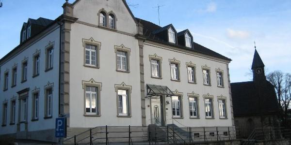Altes Schulhaus von 1893
