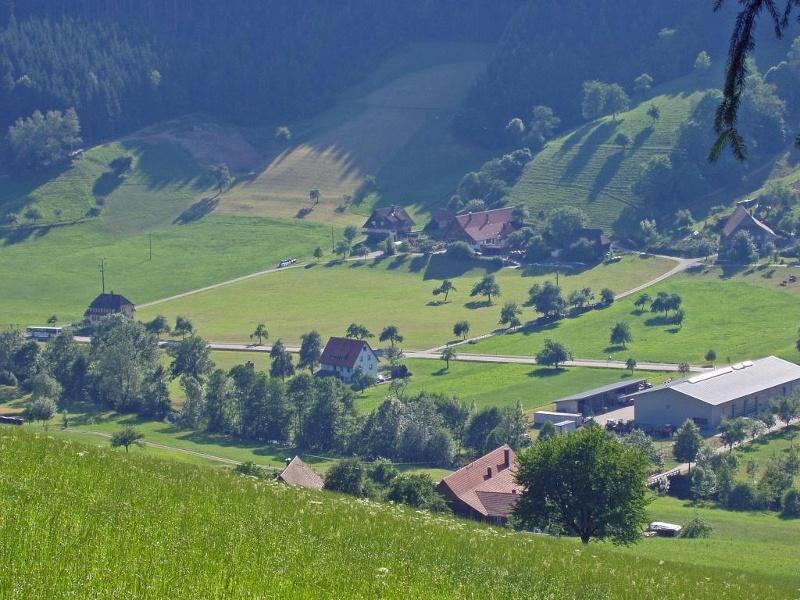 Oberwolfach - Lachenköpfle-Tour