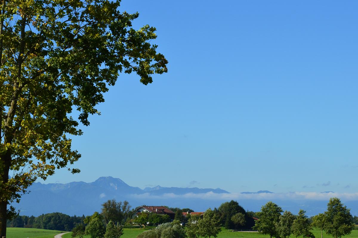 Ausblick von Hirnsberg