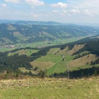 Blick vom Denneberg ins Konstanzer Tal