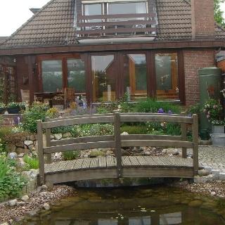 Garten Ferienwohnung Giese
