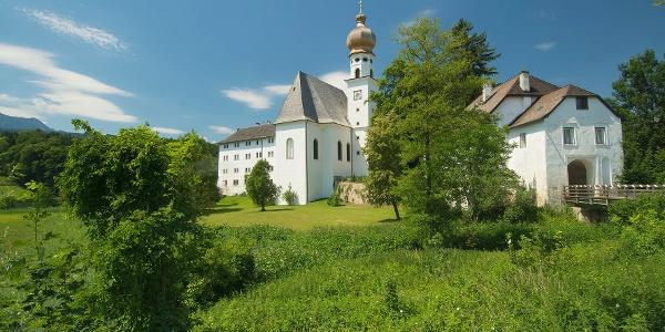 Torhaus Kloster Höglwörth