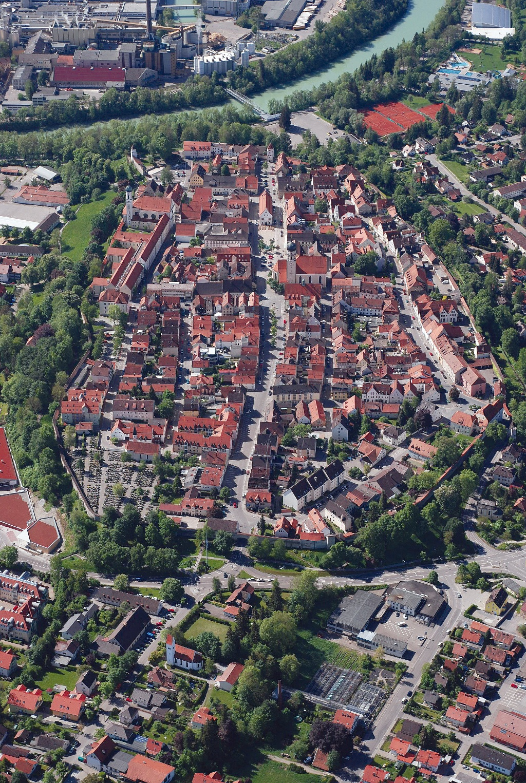 Historische Altstadt von Schongau ()
