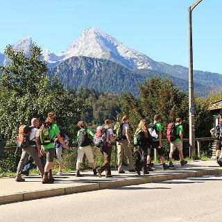 Wander-Festival: Die 24 Stunden alpin Spezial