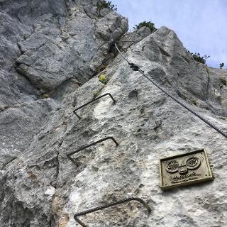 Klettersteig S'Schuastagangl