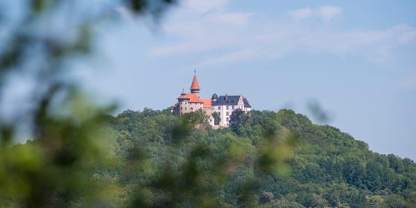 Veste Heldburg mit dem Deutschen Burgenmuseum