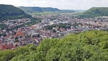 Auf den Höhen um Geislingen