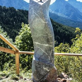 Leggenda della prima stella alpina - Stefano Comelli anno 2012