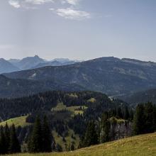 Blick vom Besler Grat (ohne Gipfelkreuz)