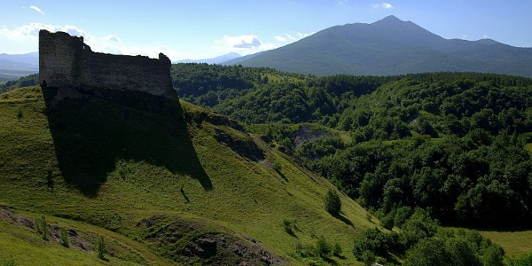 Bjelaj-medieval castle (ruins)