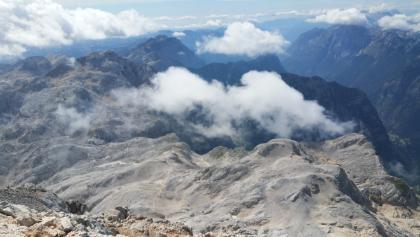 Aussicht vom Gipfel