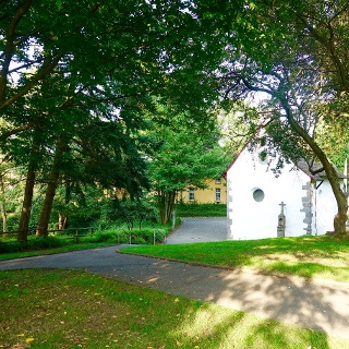 Die Nikolauskapelle in Heisterbacherott