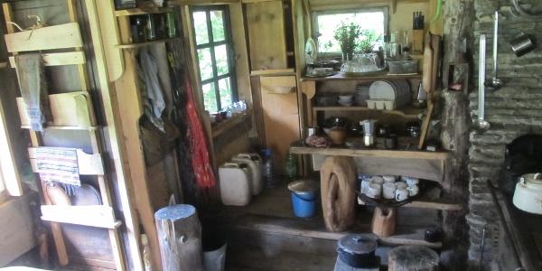 Javornik - private Hütte, Kontrollstelle