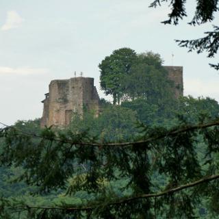 Burgruine Alt-Eberstein