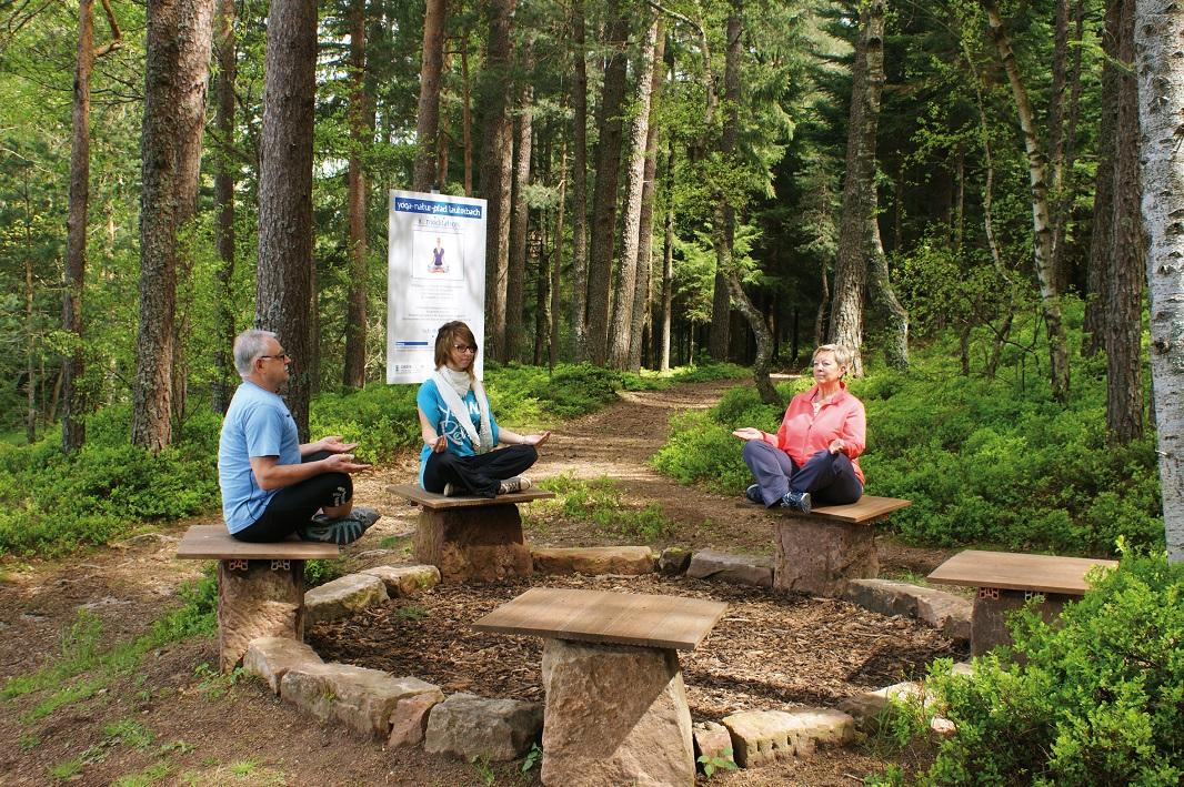 Yoga-Natur-Pfad Lauterbach