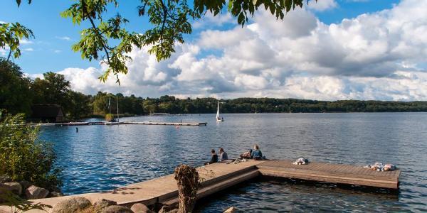 Am Grossen Ratzeburger See
