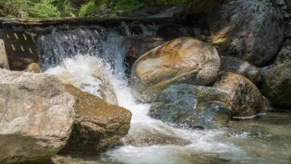 Im Tal der Wasserfälle von Cittiglio