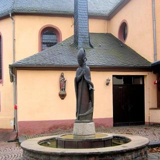 Sankt-Willibrord-Brunnen Waxweiler