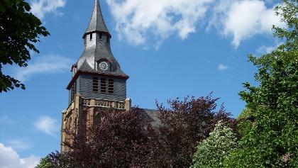 Kirchturm von St. Peter und Paul