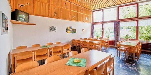 DJH Bad Driburg - Speisesaal