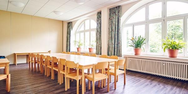DJH Paderborn - Aufenthaltsraum