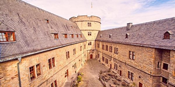 DJH Jugendherberge Wewelsburg - Innenhof