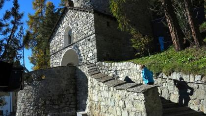 Segantini-Museum in St. Moritz.