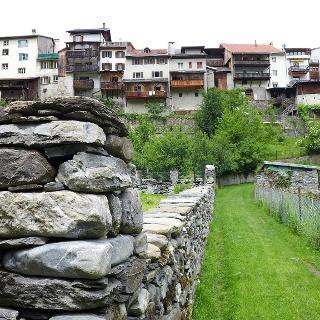 Thusner Spazierweg - Von Säumern und Kaufleuten