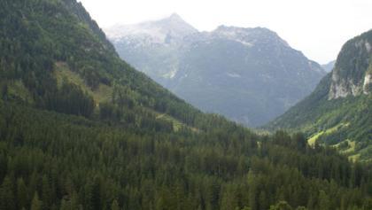 Blick vom Forsthaus Falleck zum Grossen Ochsenkopf