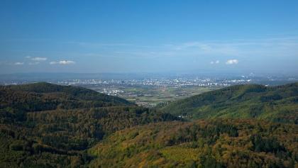Blick vom Teltschikturm