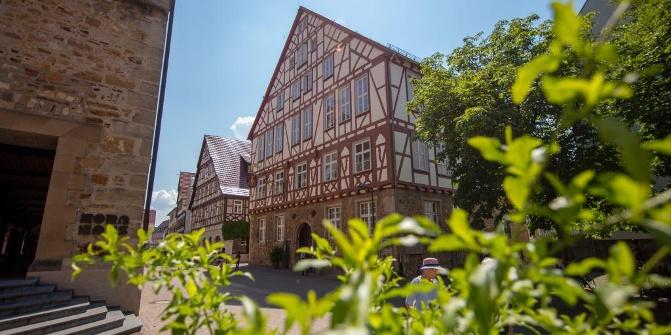Spital Kirchheim Unter Teck Historische Stätte Der Schwäbische