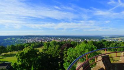Blick vom Friedrichsturm Richtung Norden