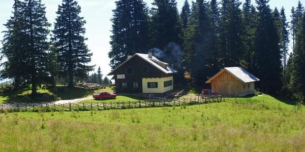Saualpe- Zechhütte