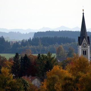 Panorama Legau