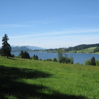 Rottachsee-Panorama