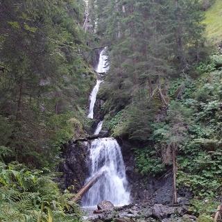 Gritschbach-Wasserfall