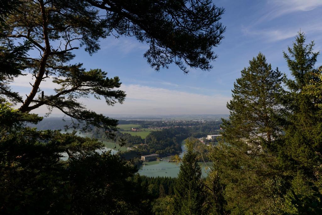 Blick vom Kalvarienberg in Richtung Norden (Wolfgang Ehn)