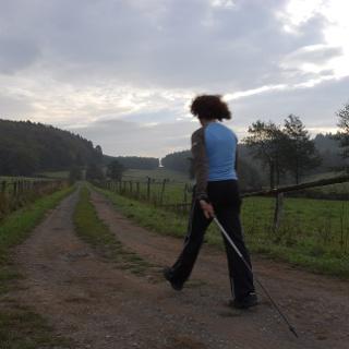 Nordic Walking in Medebach