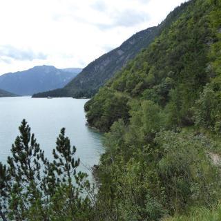 Das steile Ufer