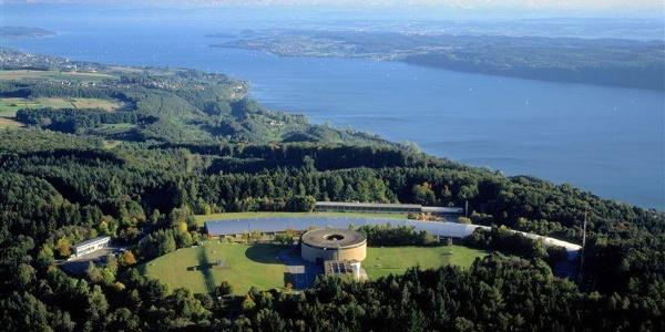 Aufbereitungsanlage Bodensee-Wasserversorgung
