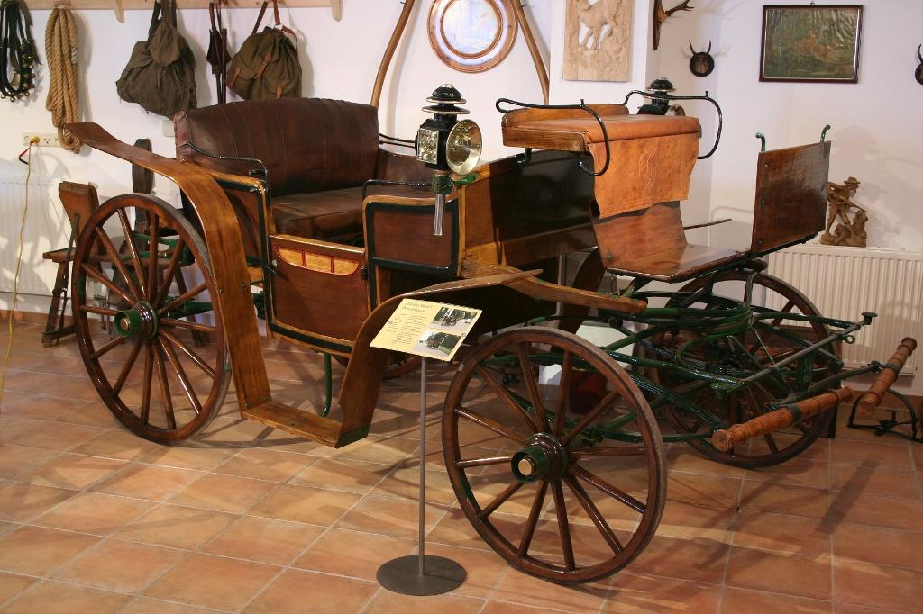 Münsterländer Pirschwagen ()