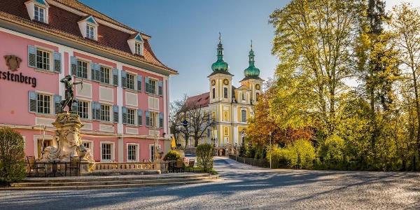 Schleifenroute - Residenzbereich Donaueschingen