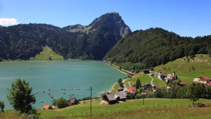 Wägitalersee.