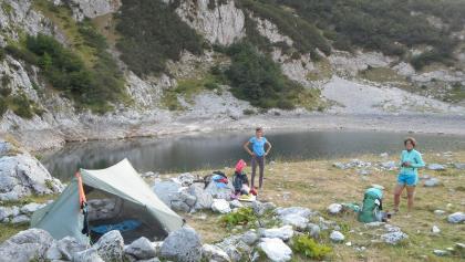 Skrcko jezero camping