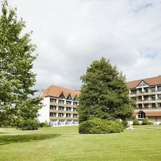 Außenansicht Ringhotel Waldhotel Bärenstein