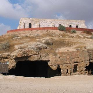 מערת אלג'ריר ומבצר פטיש